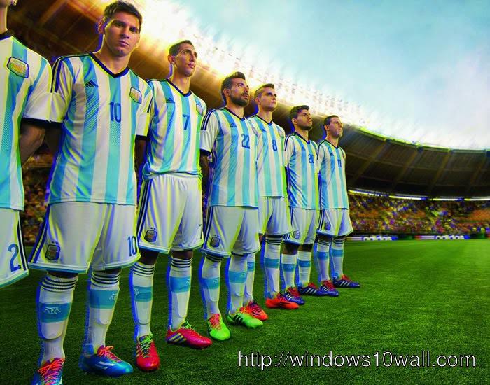 Argentina National Football Team World Cup Wallpaper