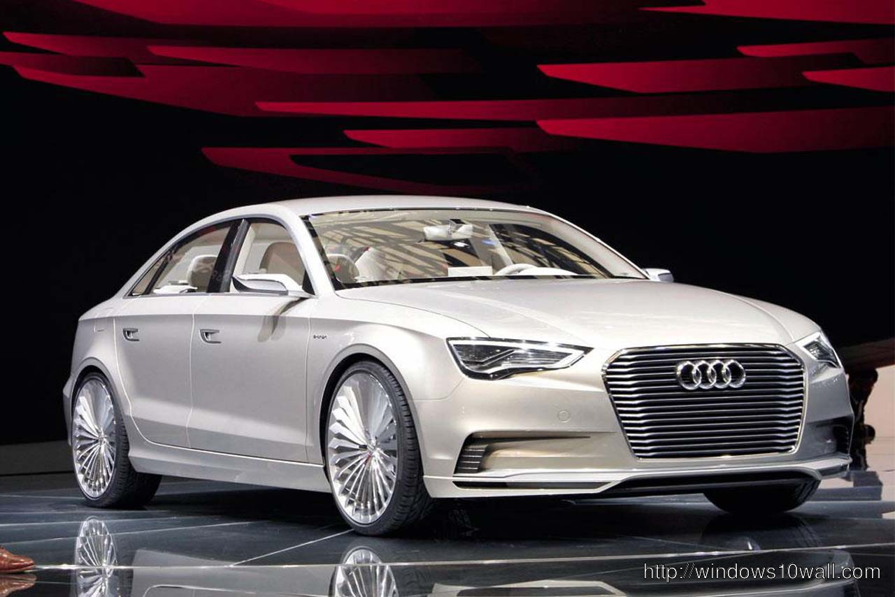Audi e tron 10 wallpapers driverlayer search engine - Car wallpaper for windows 7 ...