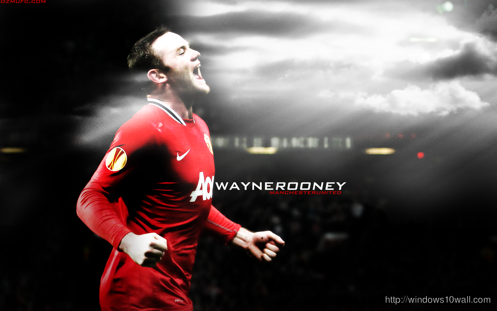 Best of Wayne Rooney World Cup Wallpaper