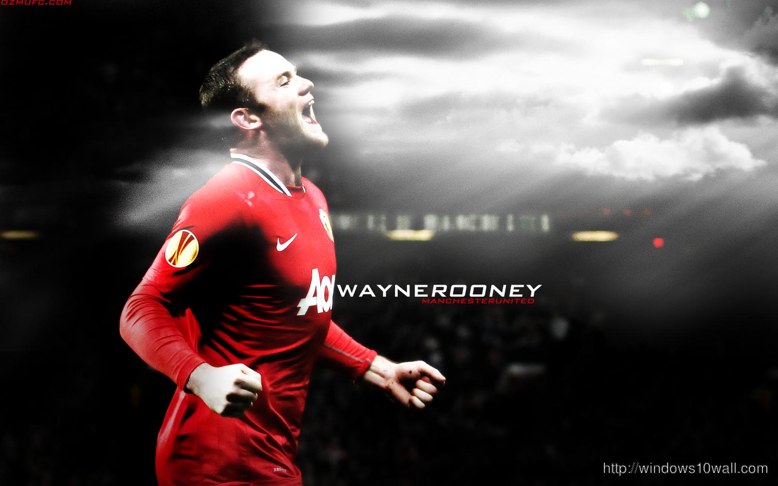 Best of Wayne Rooney World Cup Wallpaper