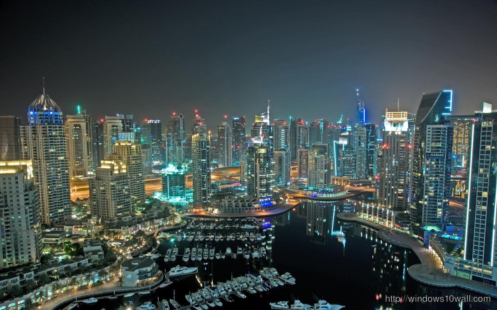 Dubai Hd Free Download Wallpaper Windows 10 Wallpapers