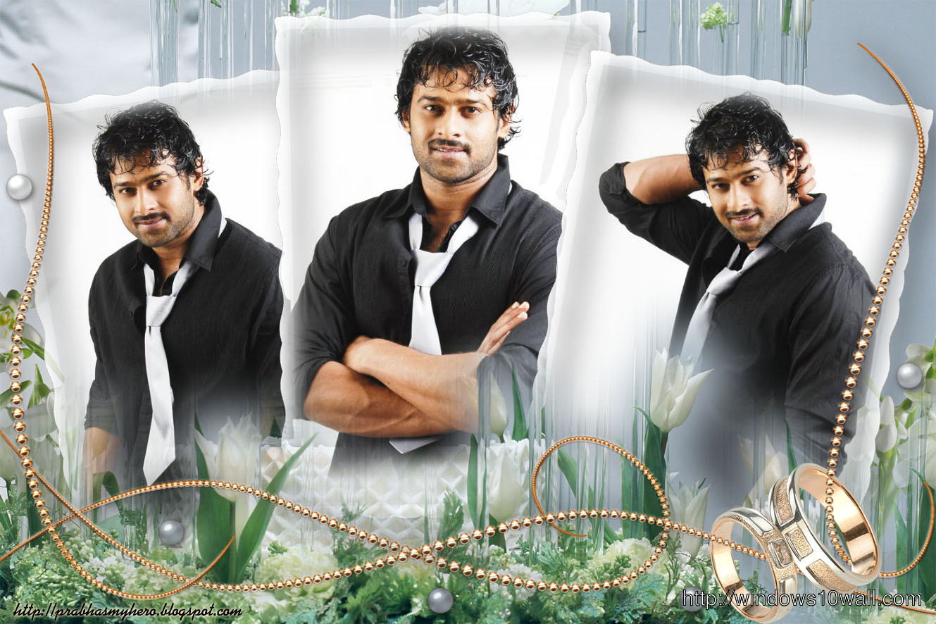 Hero Prabhas Photo