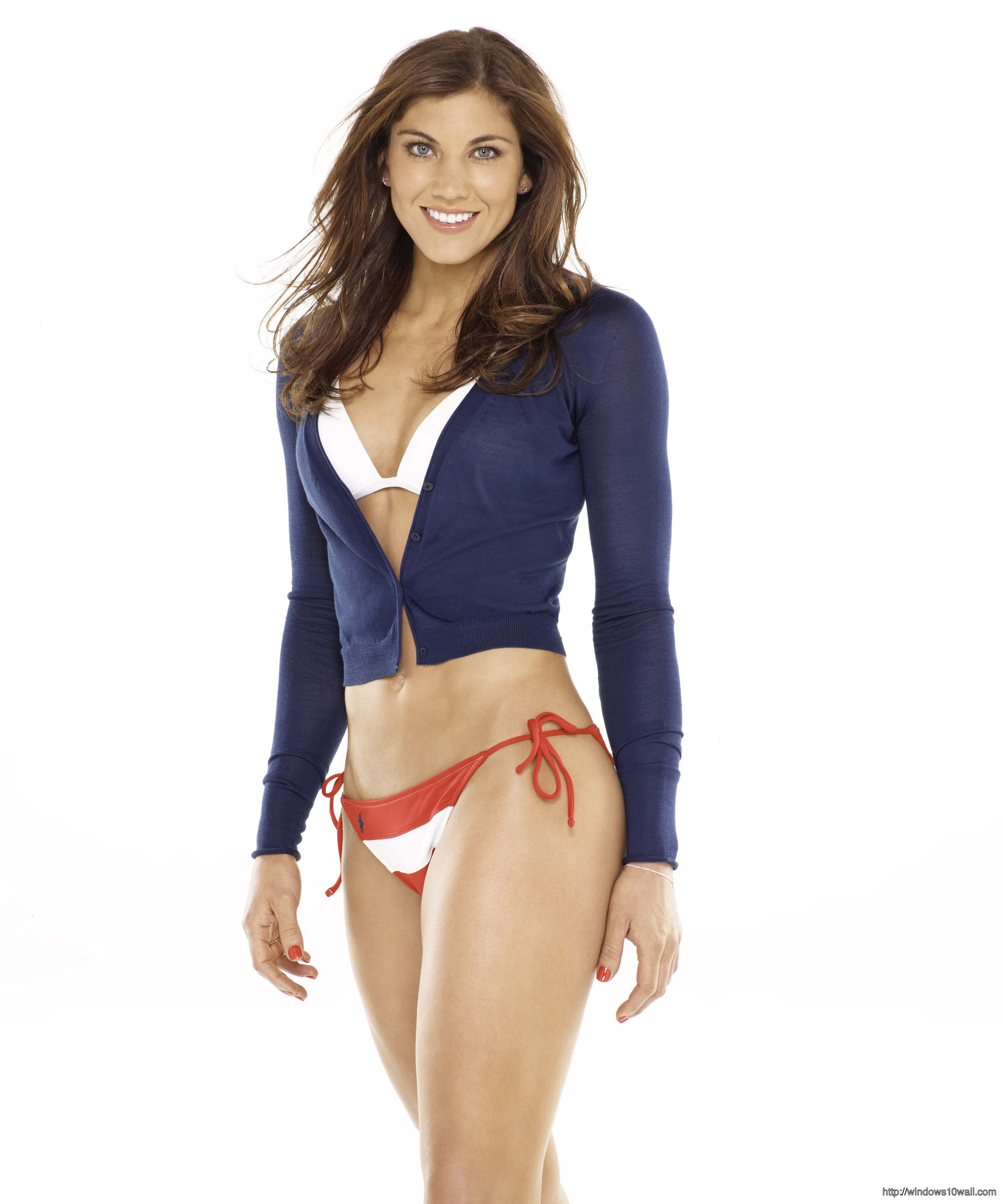 Hope Solo Hot Background Pic