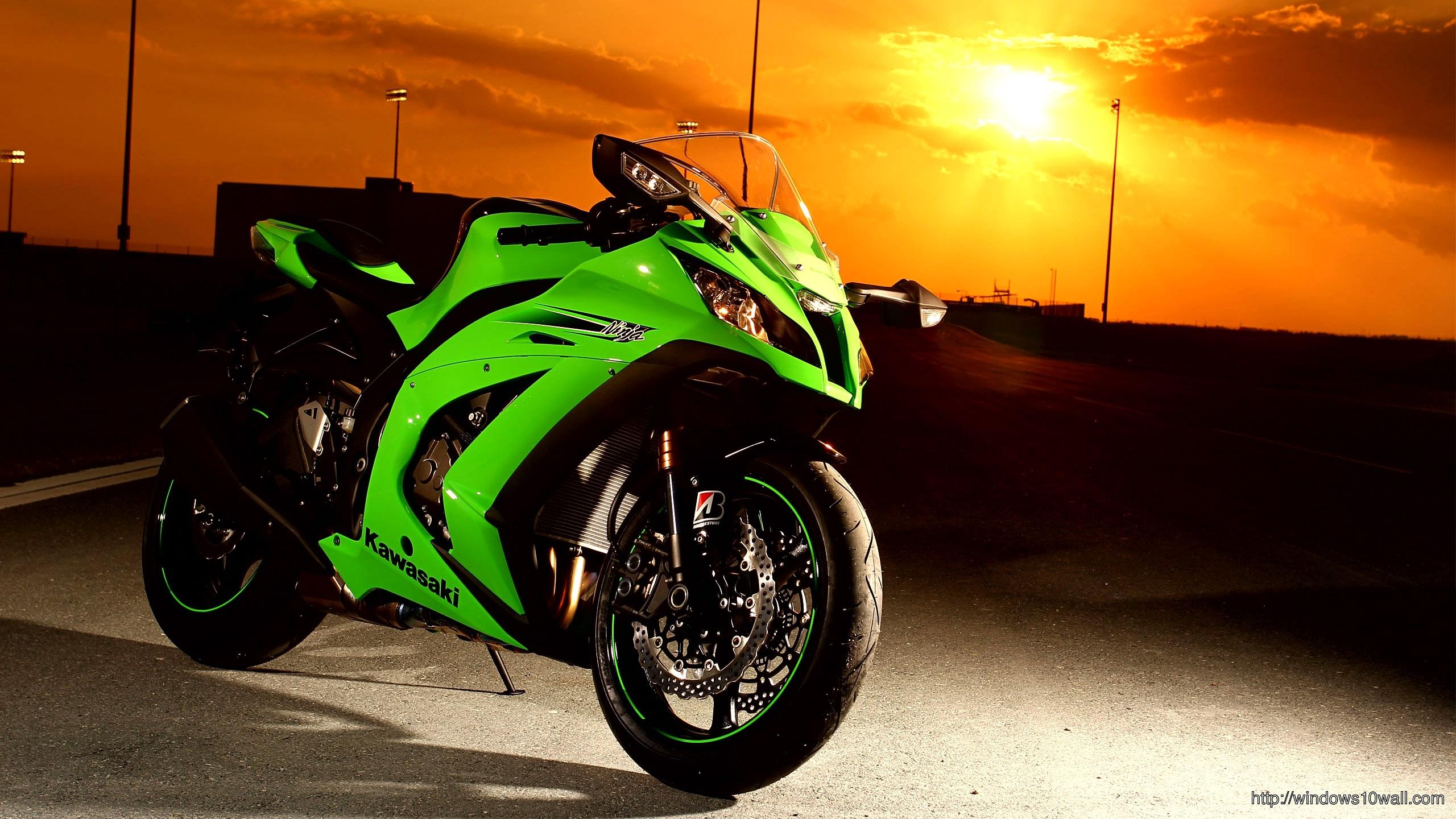 мотоцикл зеленый без смс