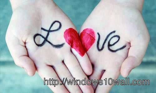 Love Match Joinin Hands