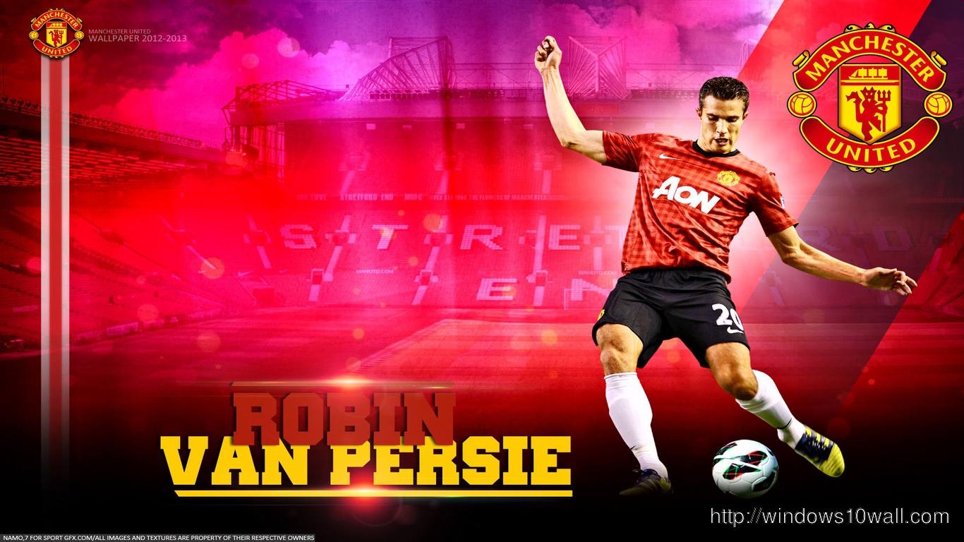 robin-van-persie-Manchester-United-hd-Wallpaper
