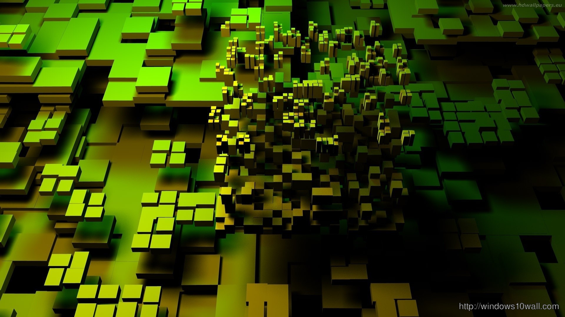 3d Puzzle 1080p Hd ⋆ Windows 10 Wallpapers