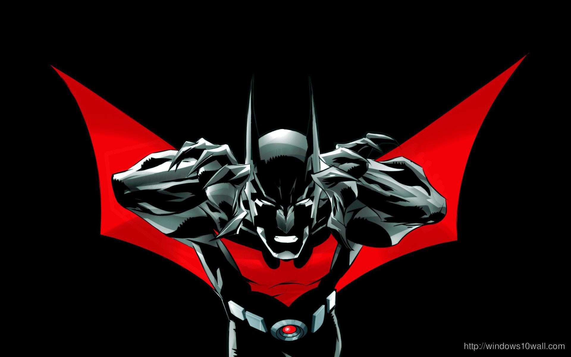 Batman-Black-Comic-Wallpaper