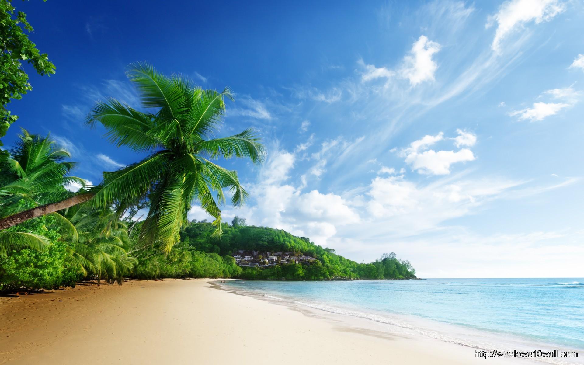 Beach Beautiful Windows 10 Wallpapers