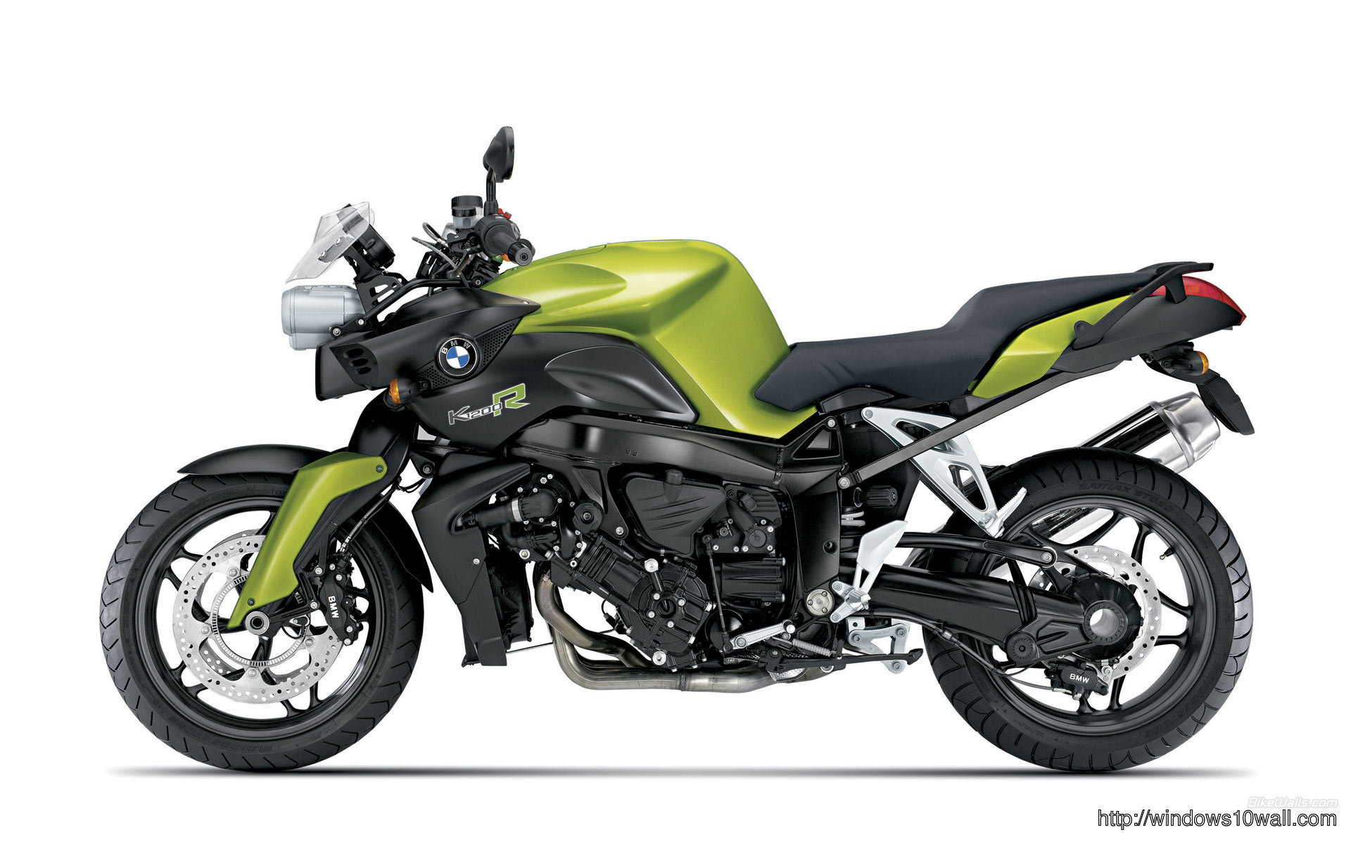 Bmw-K-1200-R-2008-Green-Bike-Wallpaper