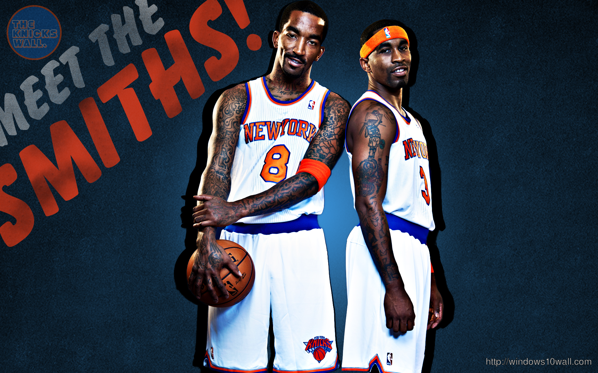Jr smith dunk knicks wallpaper