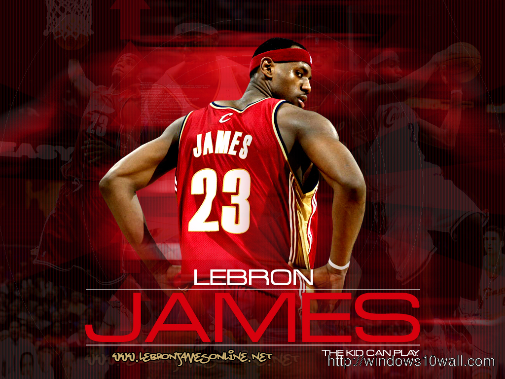Lebron James Cleaveland Wallpaper