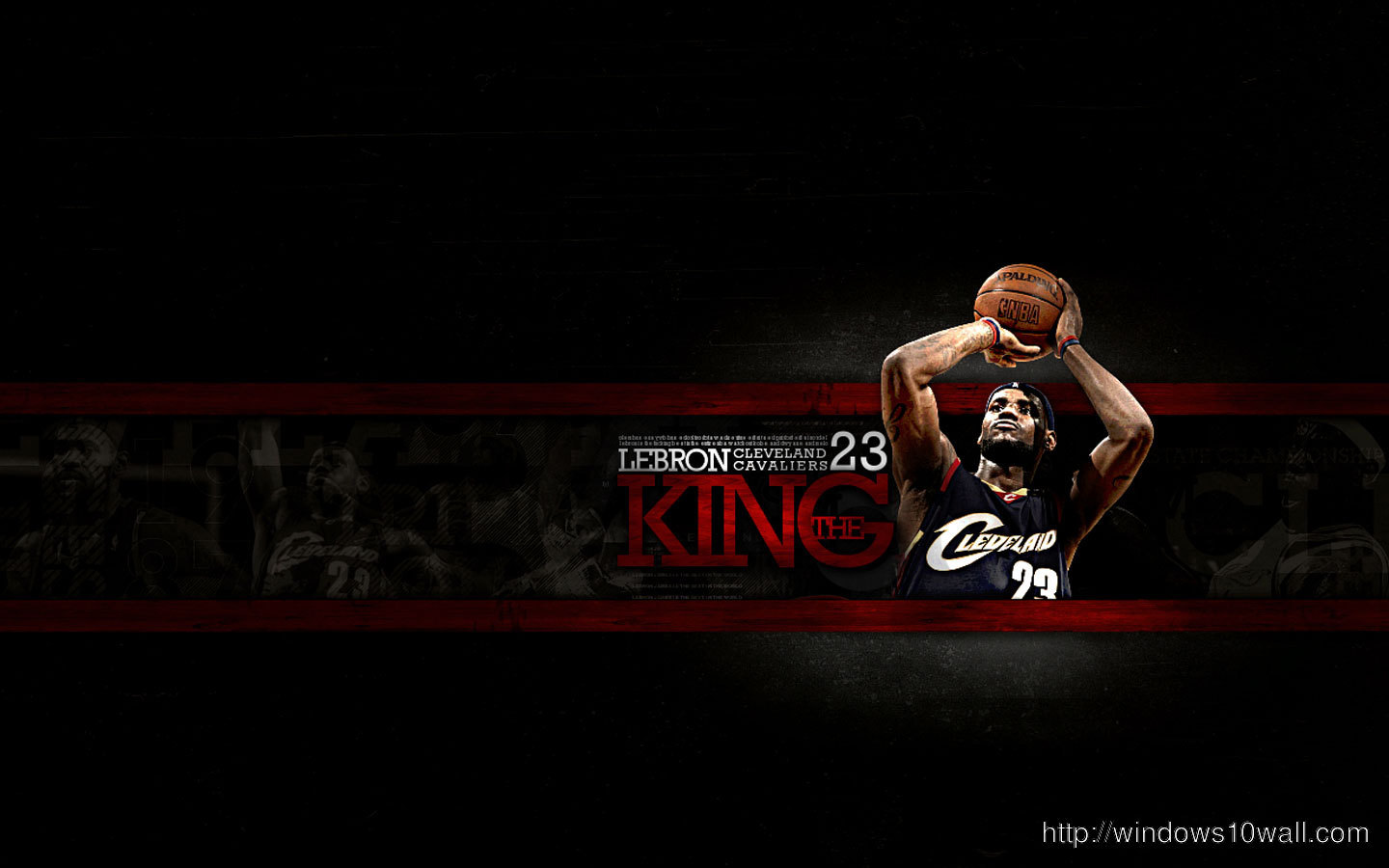 Lebron James PC Wallpaper
