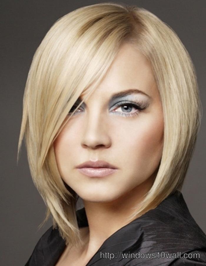 Medium Layered Bob Hairstyle Ideas For Thin Hair