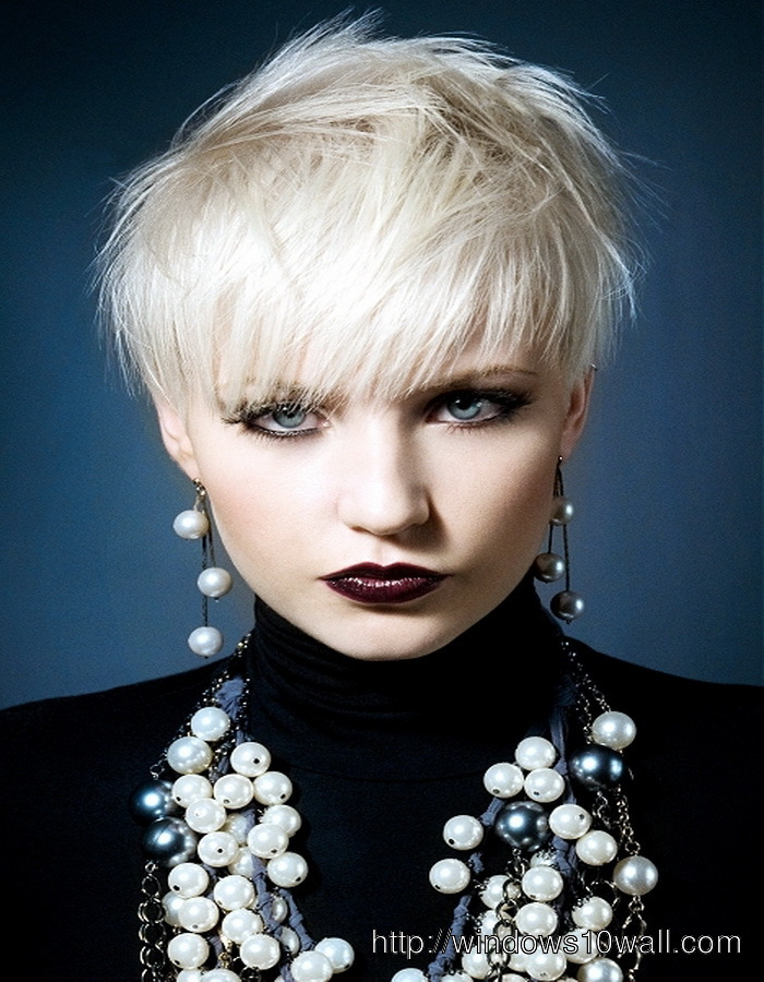 New Short Layered Hairstyle Ideas