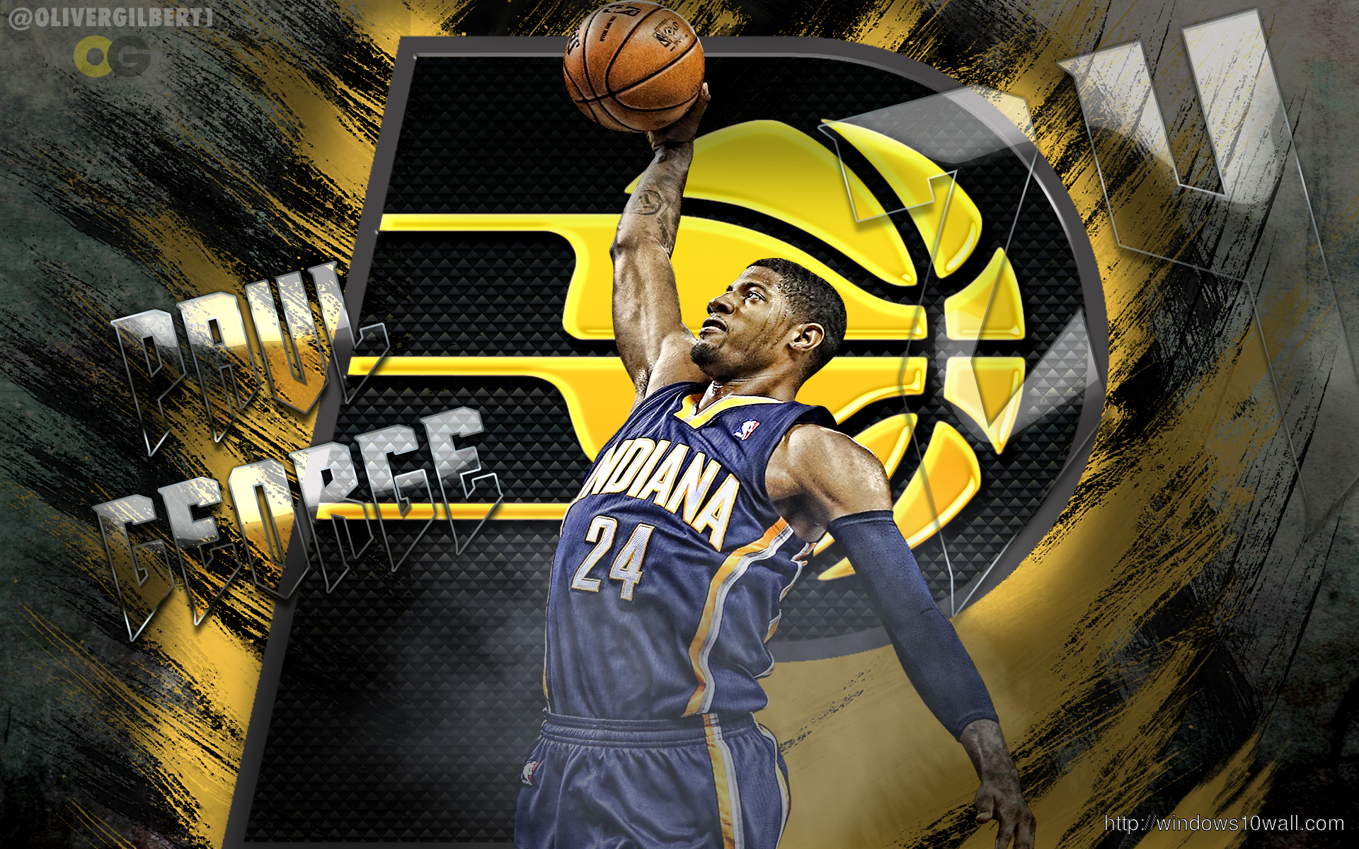 Paul-George-Indiana-Pacers-Dunk-Wallpaper