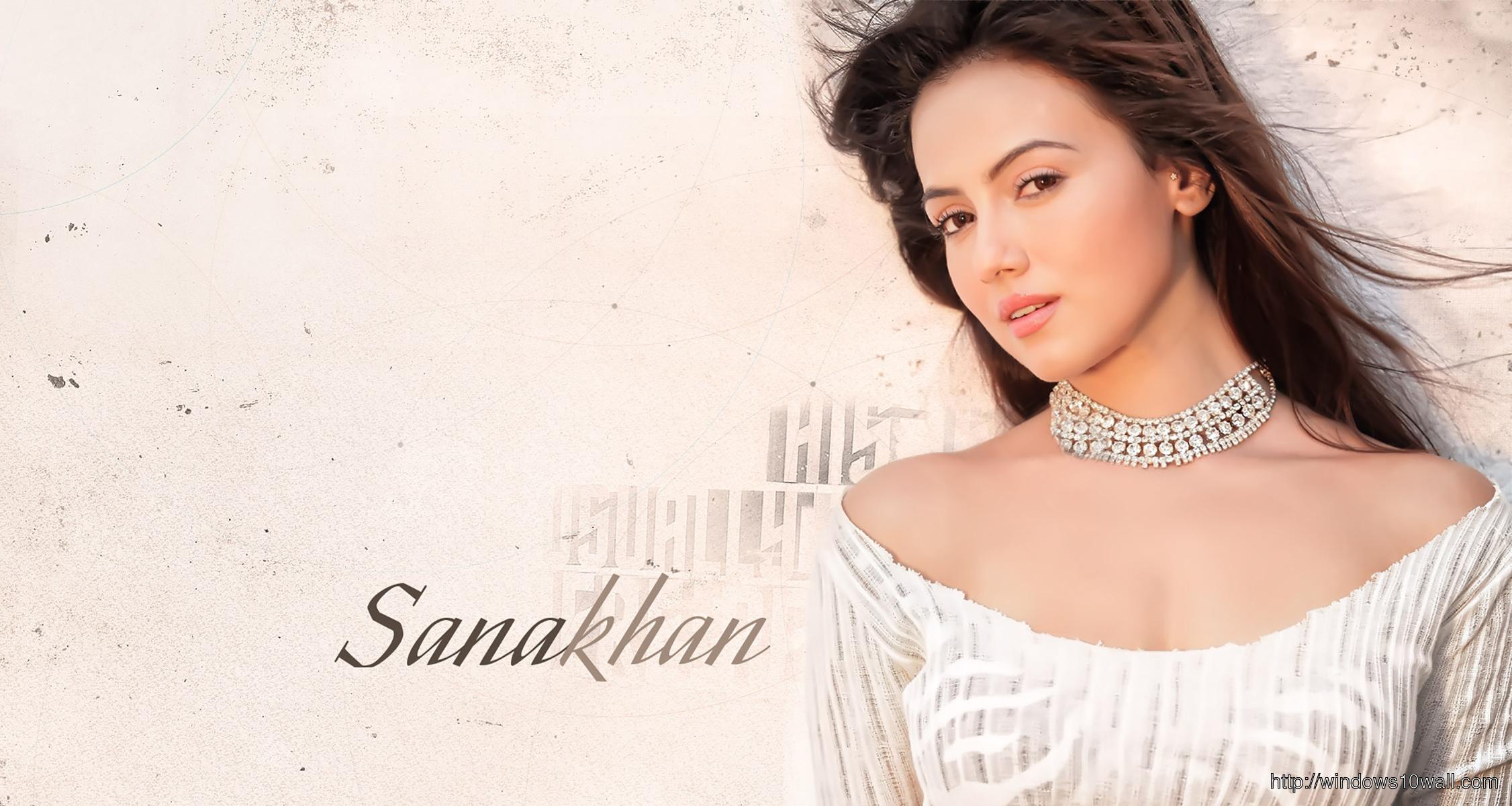 Sana-Khan-Actress-Wallpaper