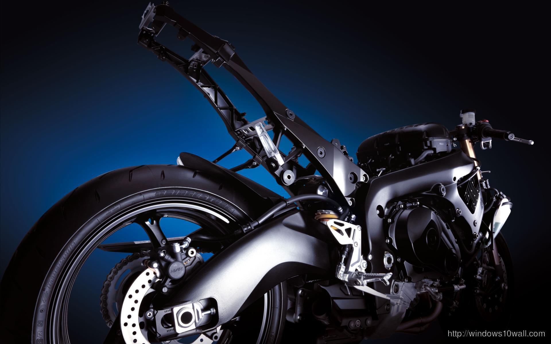 Suzuki Gsx R1000 Back Bike Wallpaper