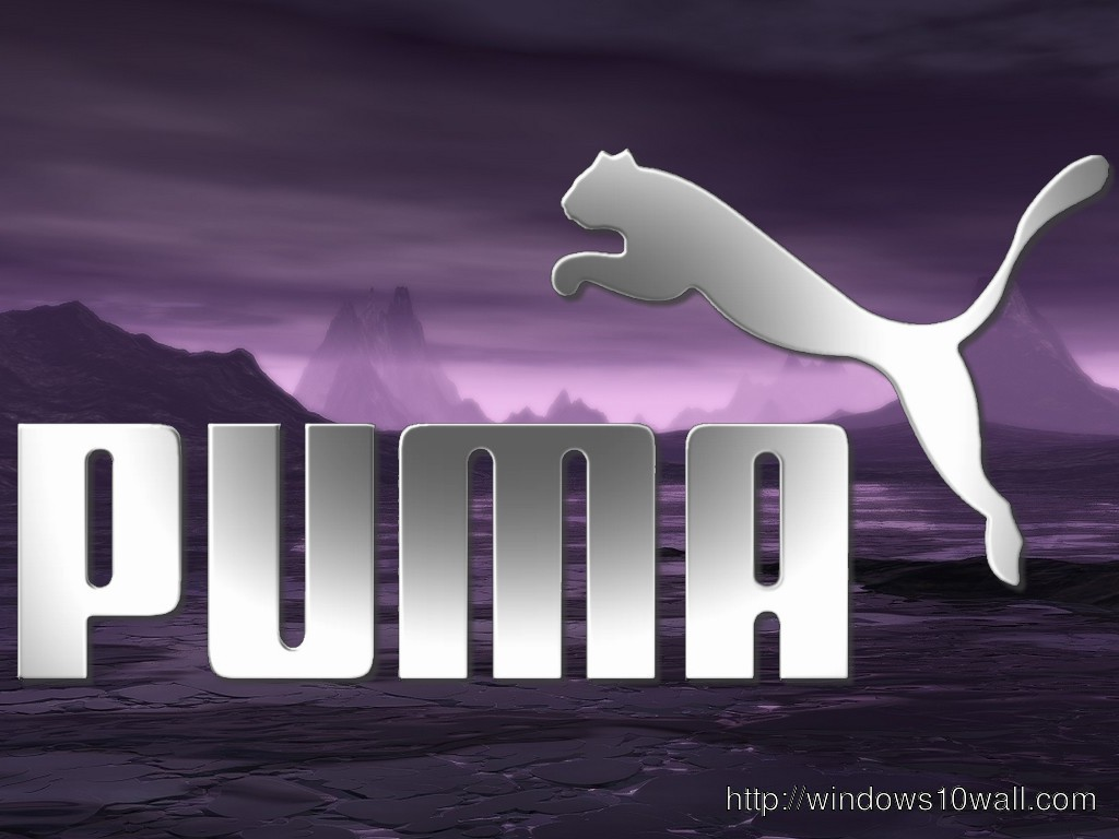 Top Puma Logo Background Wallpaper Windows 10 Wallpapers