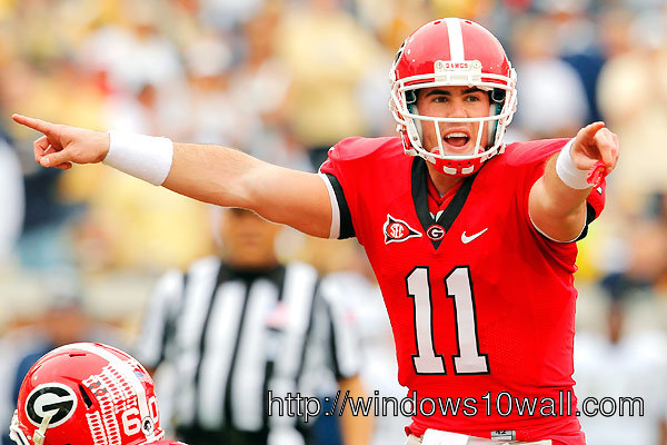 Aaron Murray Rugby Player Wallpaper