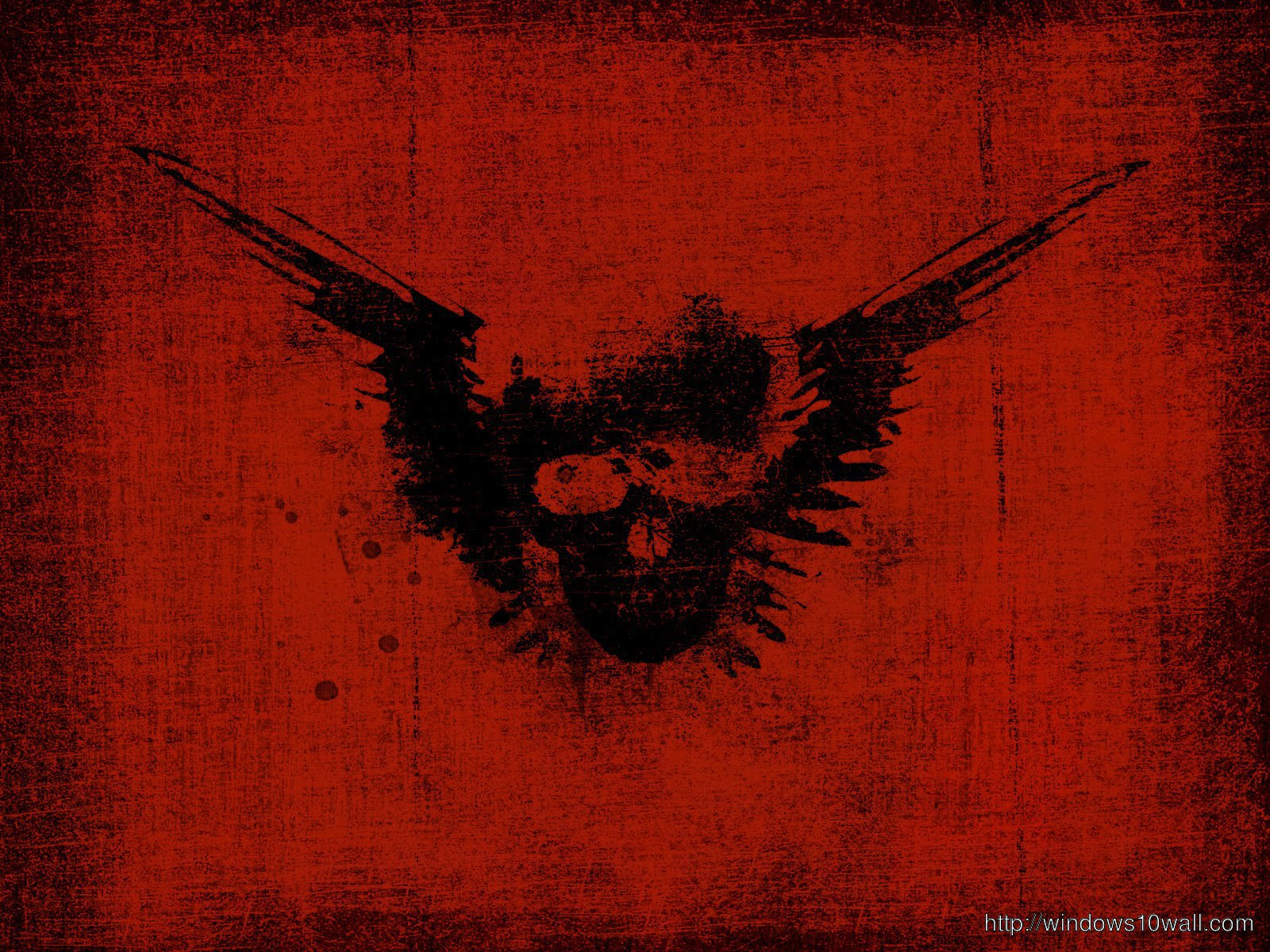 abstract-Background-Wallpaper-red-skull