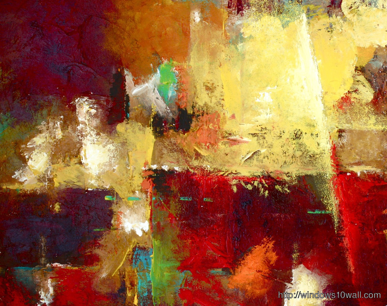 Abstract Art Paintings Ideas Windows 10 Wallpapers