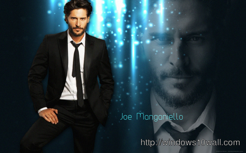 Actor Joe Manganiello Wallpaper