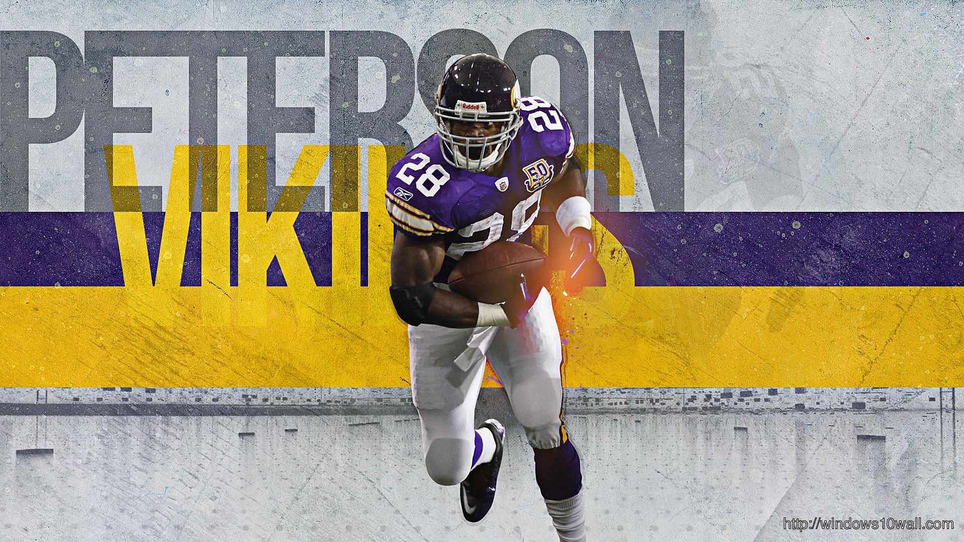 Adrian Peterson 2015 Wallpaper