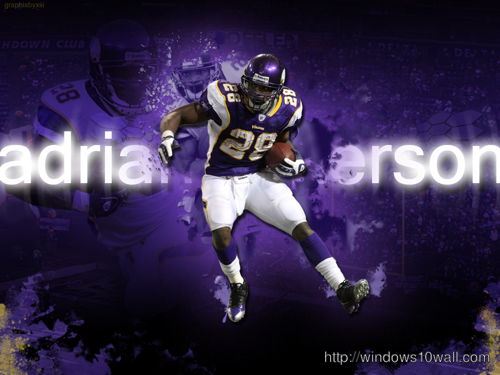 Adrian Peterson Football