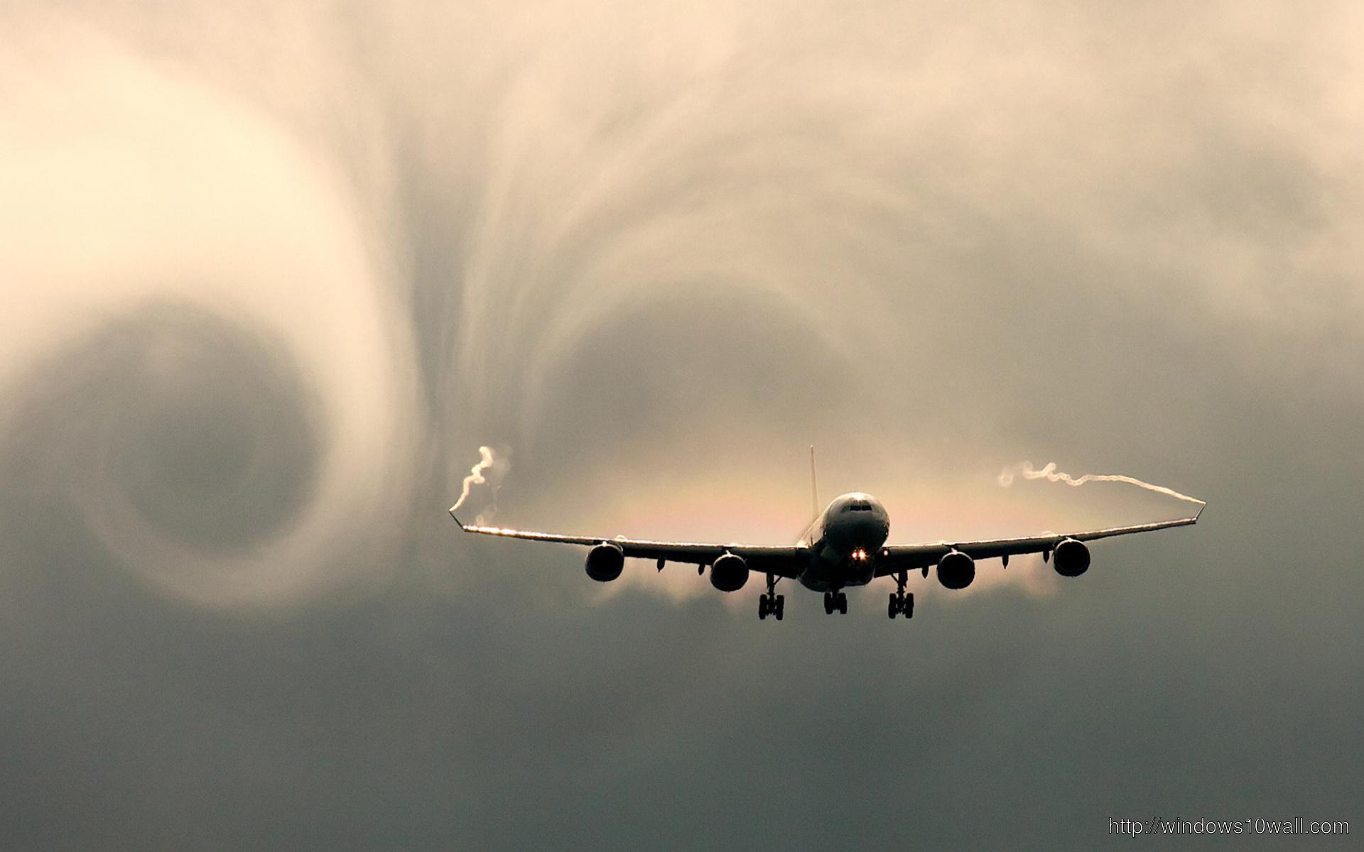 Airbus Balloon Rides Plane