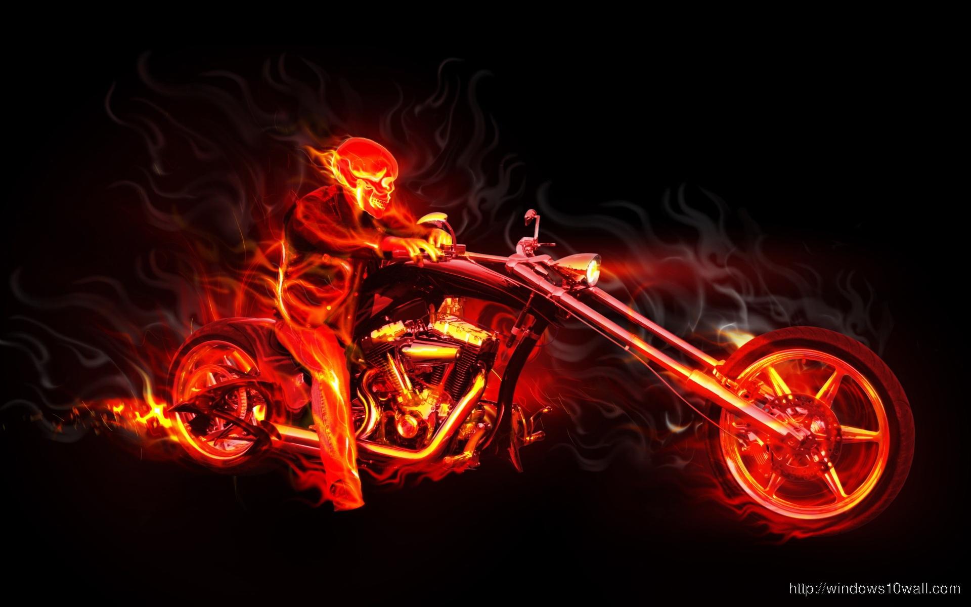 Download Wallpaper Mobile Ghost Rider - amazin_ghost_rider_wallpaper  2018_845069.jpg