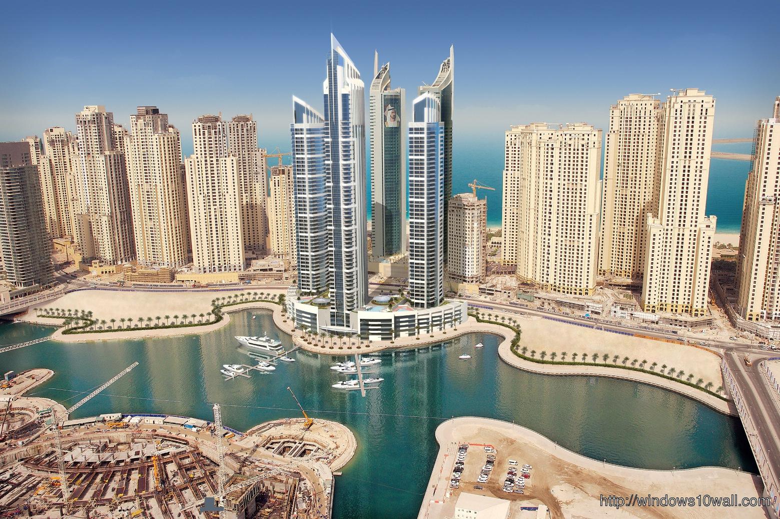 Amazing Dubai City Picture