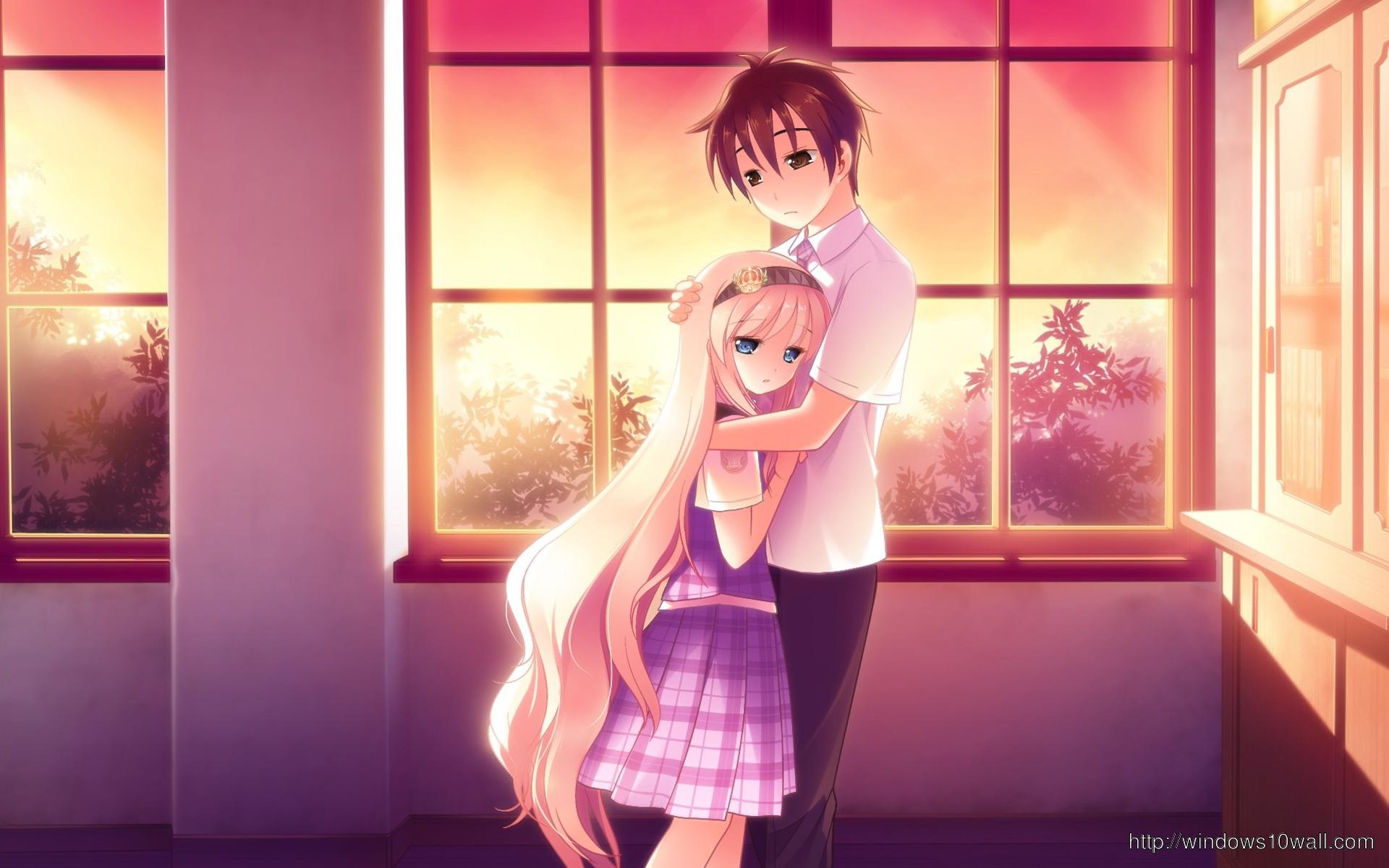 anime-love-pink-wallpaper