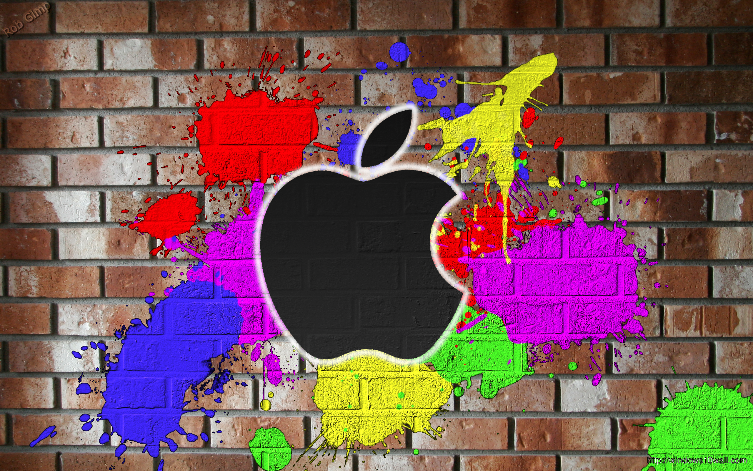 apple-graffiti-wallpaper