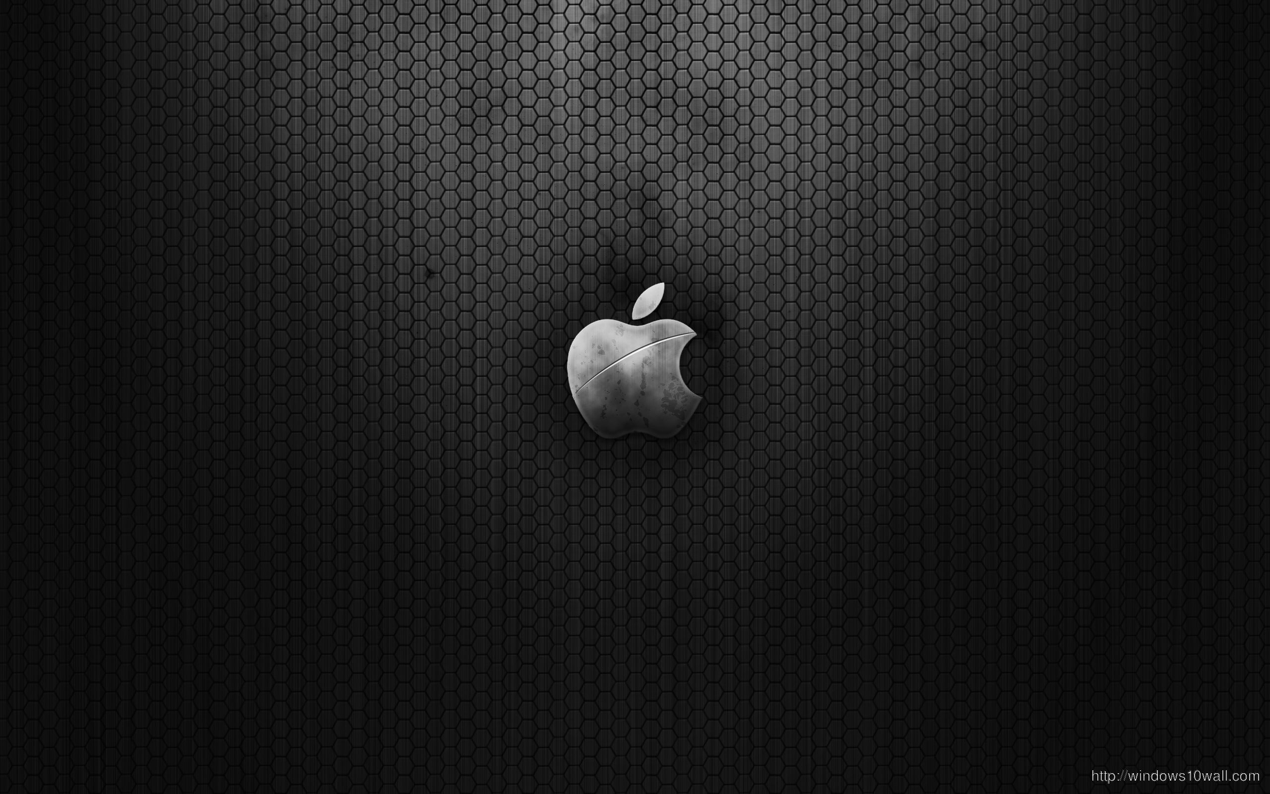 Apple Logo Background Wallpaper Windows 10 Wallpapers