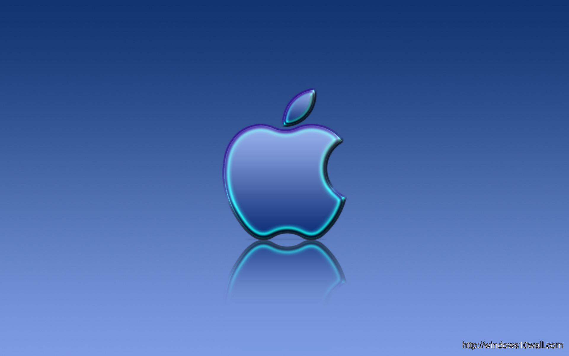 apple-logo-blue-background