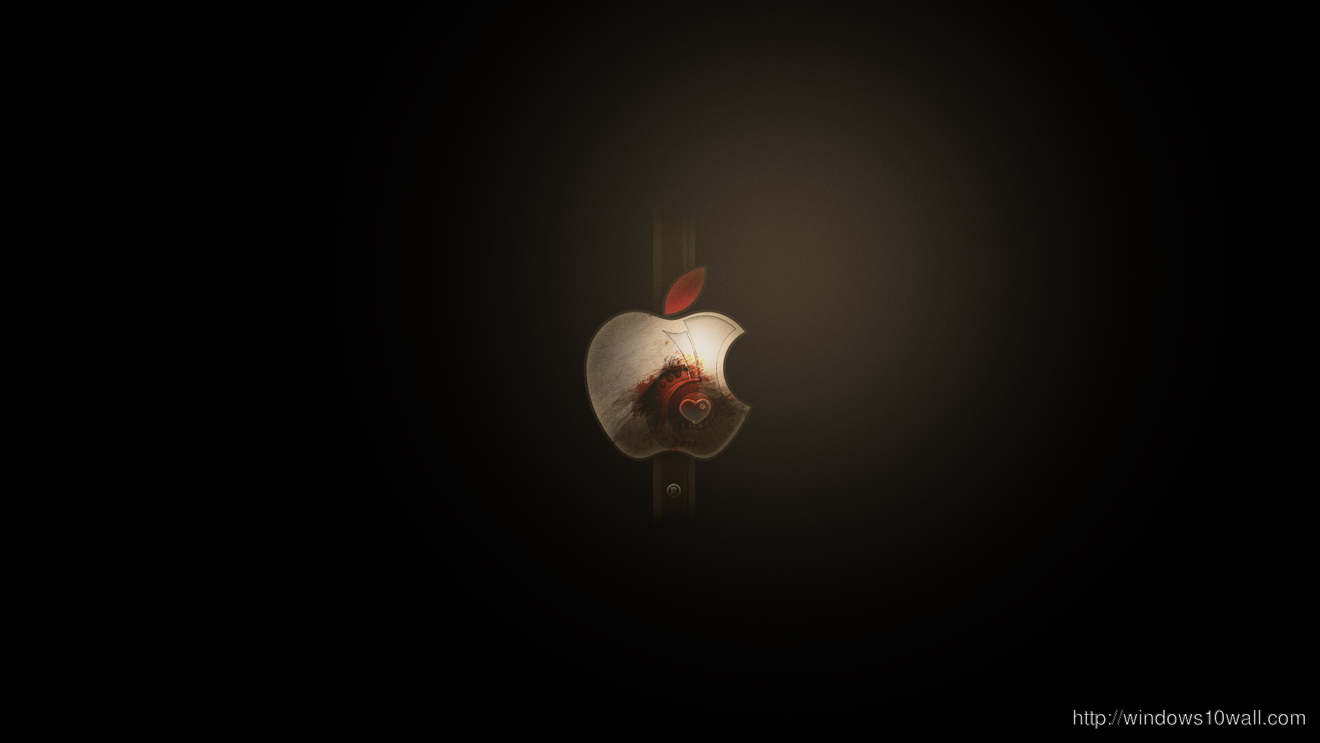 Apple Logo Christmas