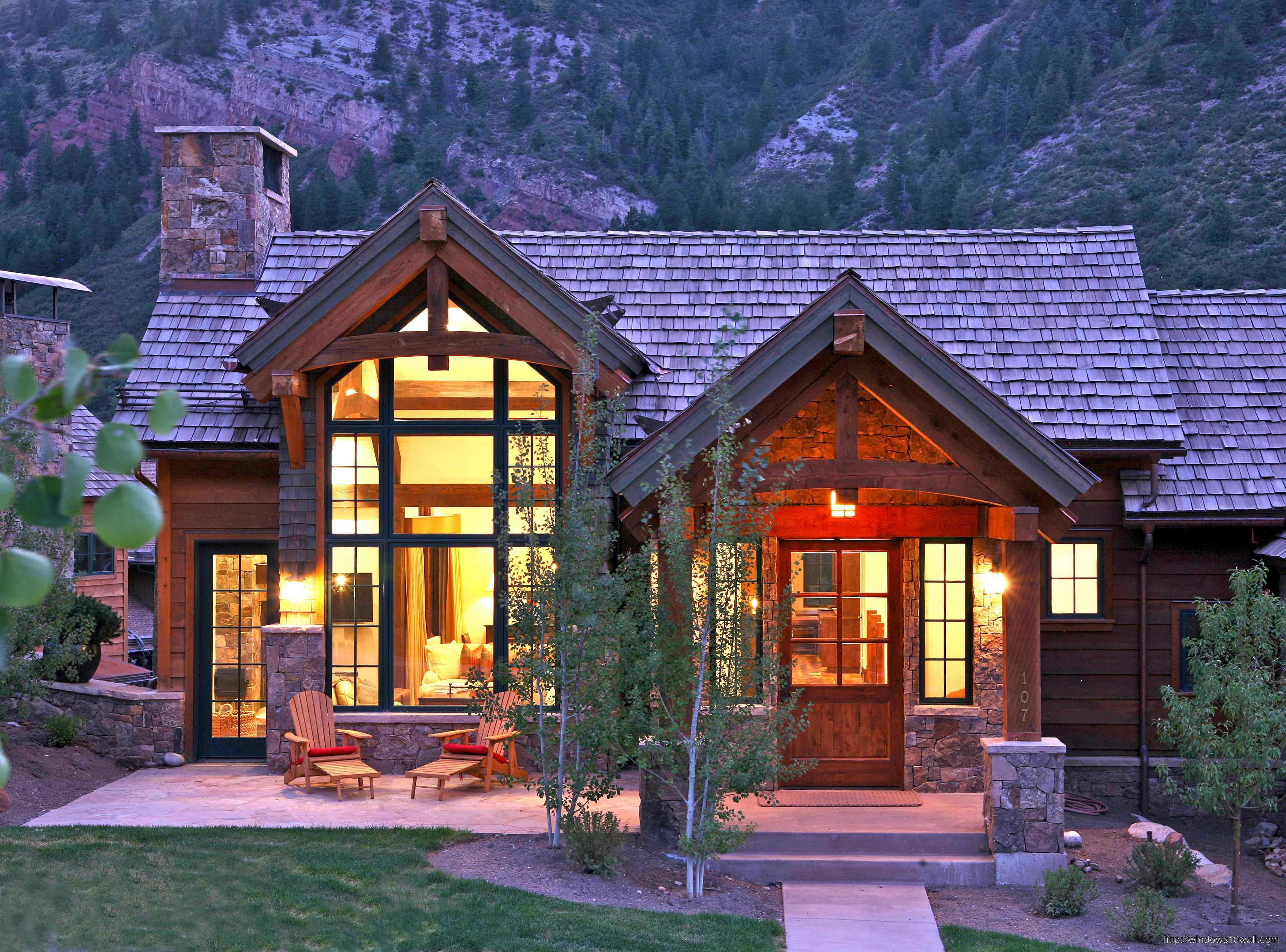 aspen-colorado-homes-travel-wallpaper