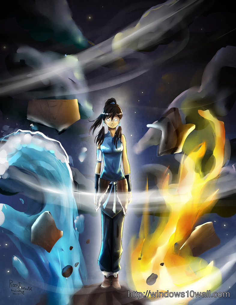 Avatar The Legend Of Korra Wallpaper Windows 10 Wallpapers