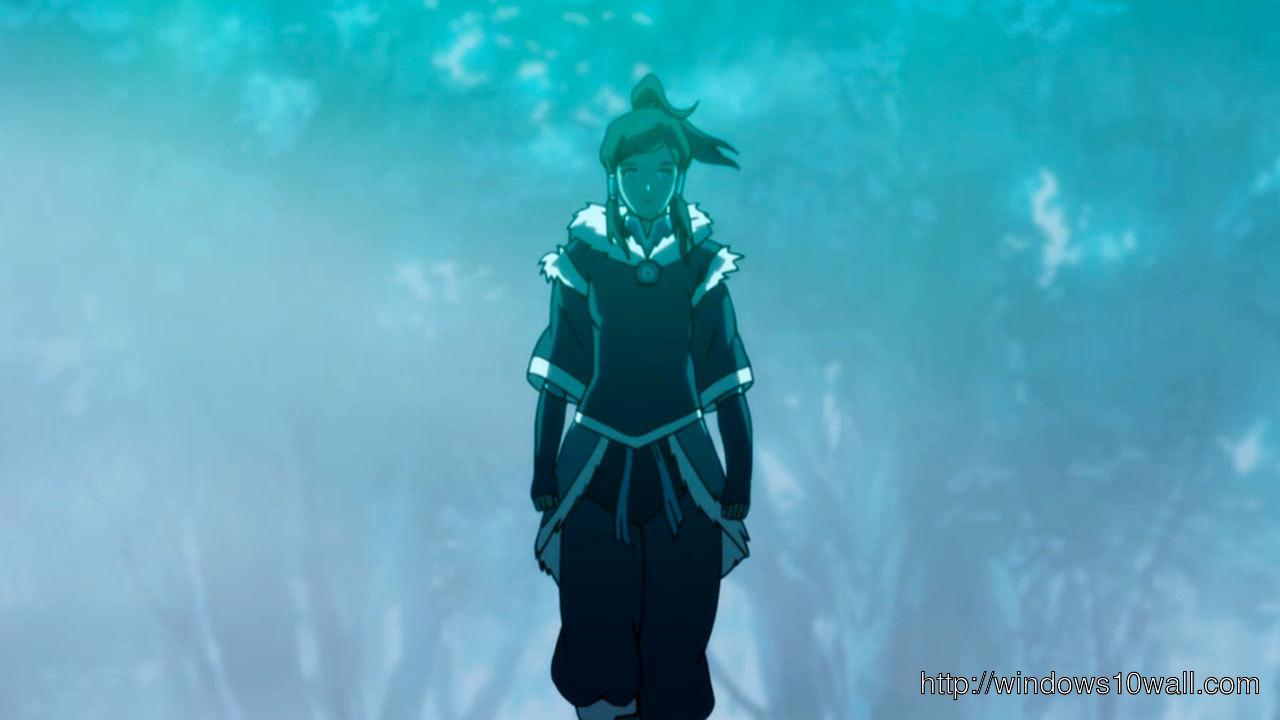 Avatar The Legend Of Korra1 - windows 10 Wallpapers