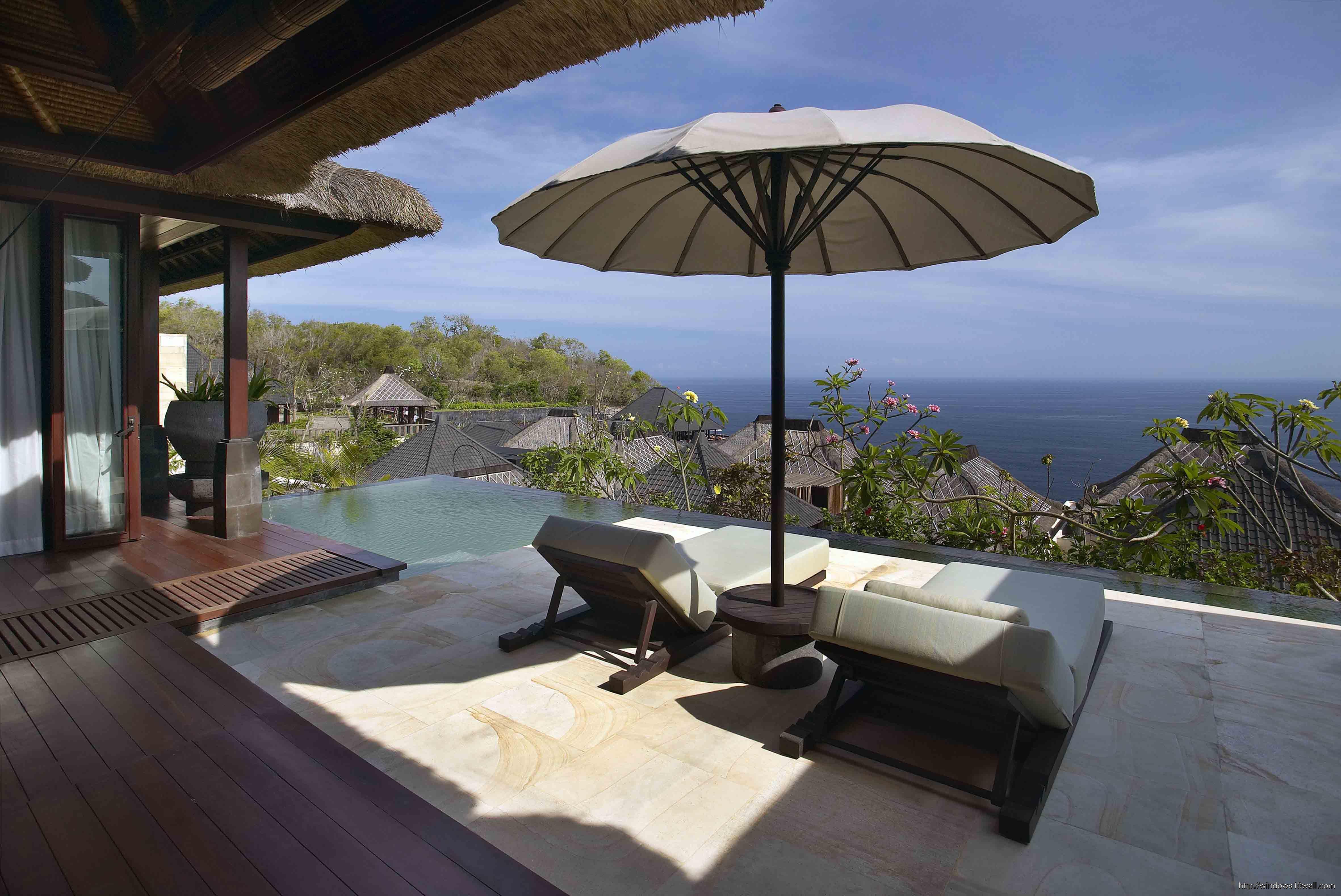 Bali Resorts 5 Star Travel Wallpaper