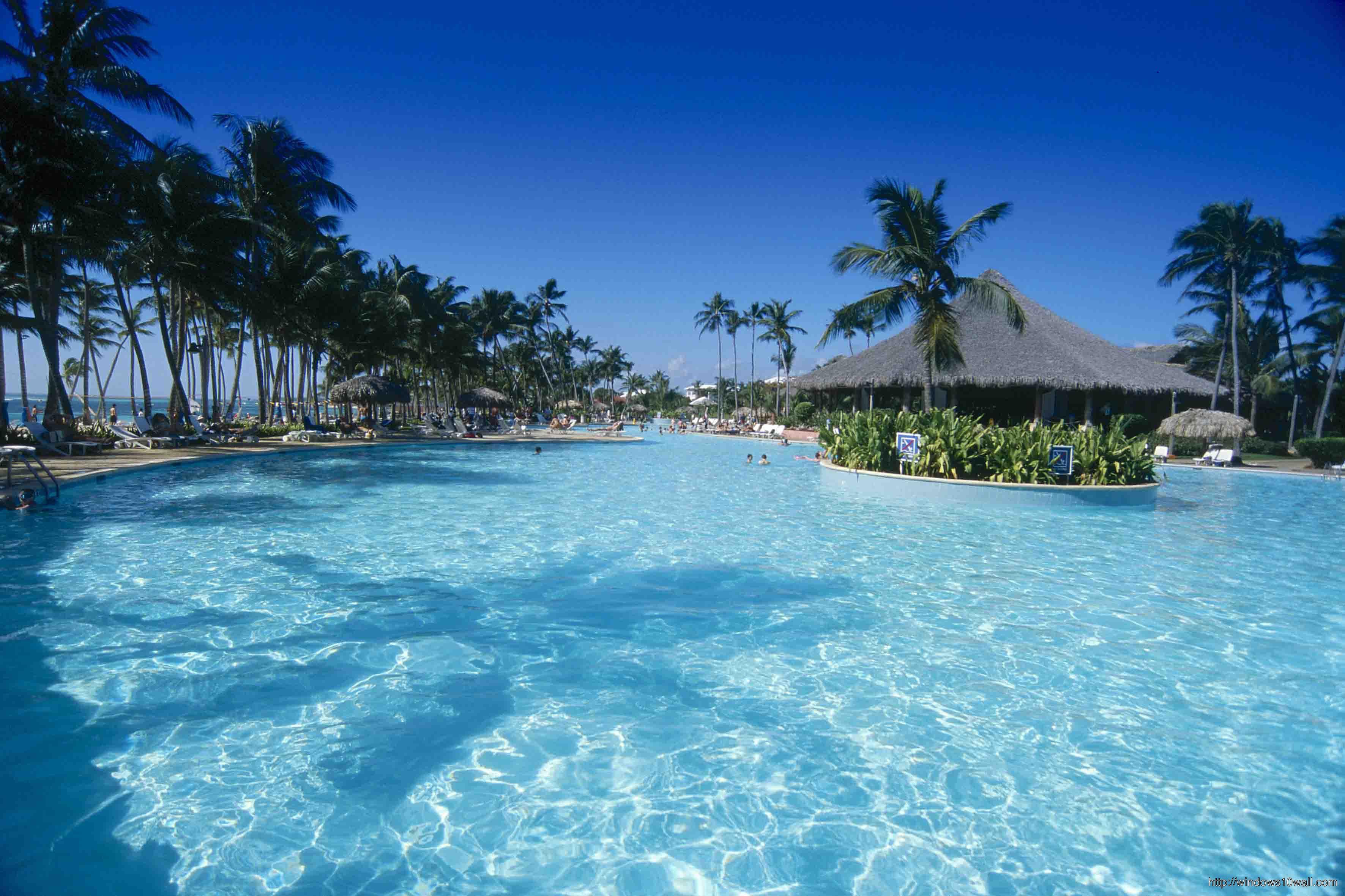 Barcelona Beach Resorts All Inclusive Travel Wallpaper