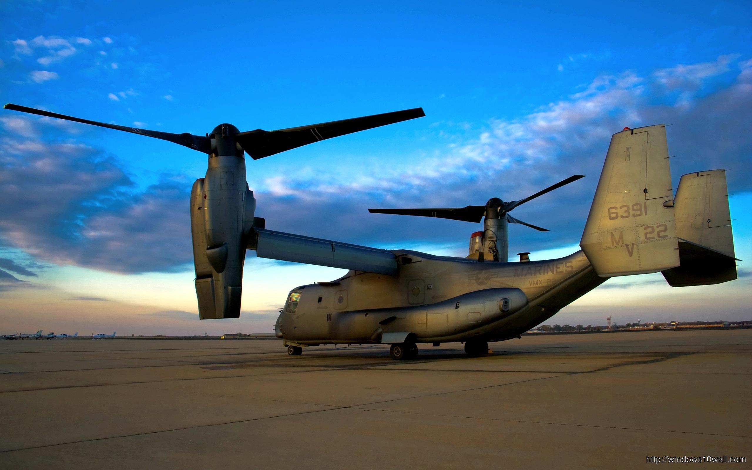 bell-boeing-v-22-osprey-plane