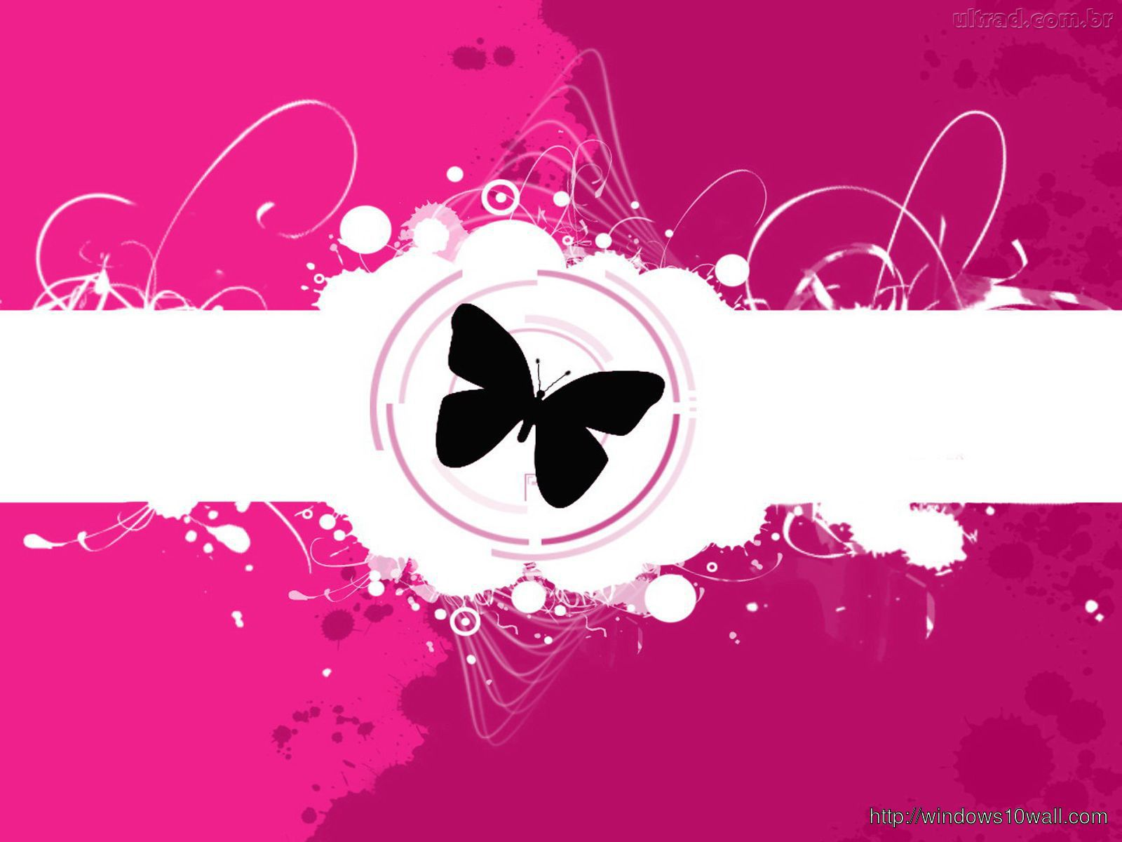 Butterfly Wallpaper Background