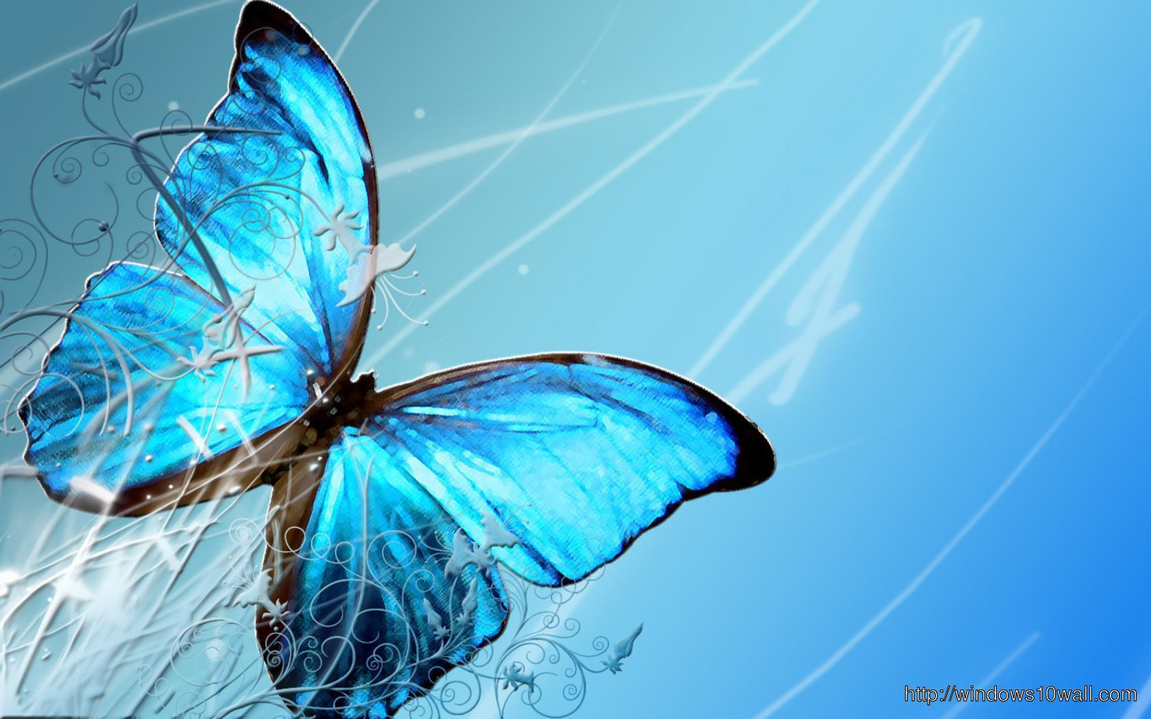 Butterfly page 2 of 3 windows 10 wallpapers for Butterfly wallpaper for walls