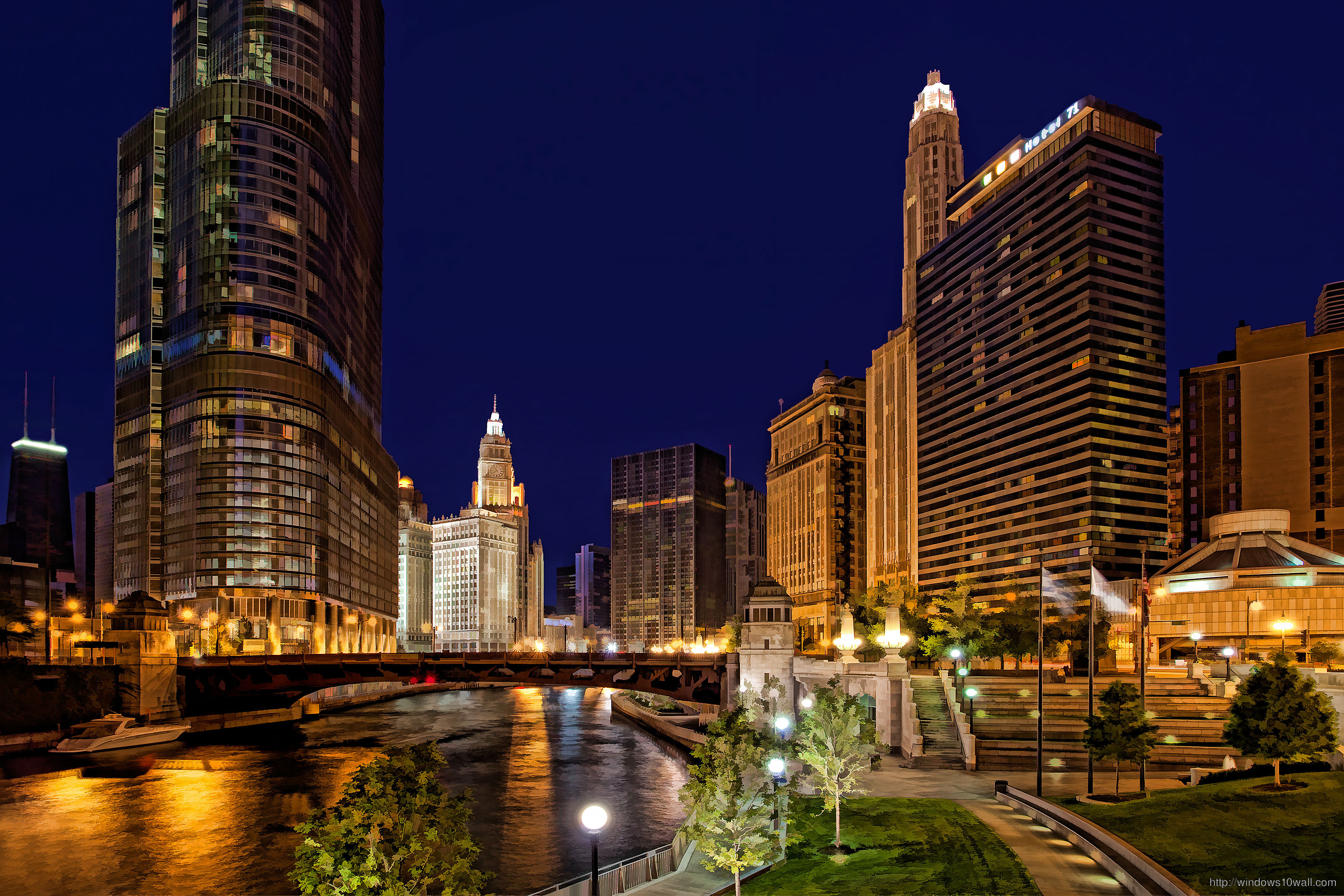 chicago-city-at-night-wallpaper
