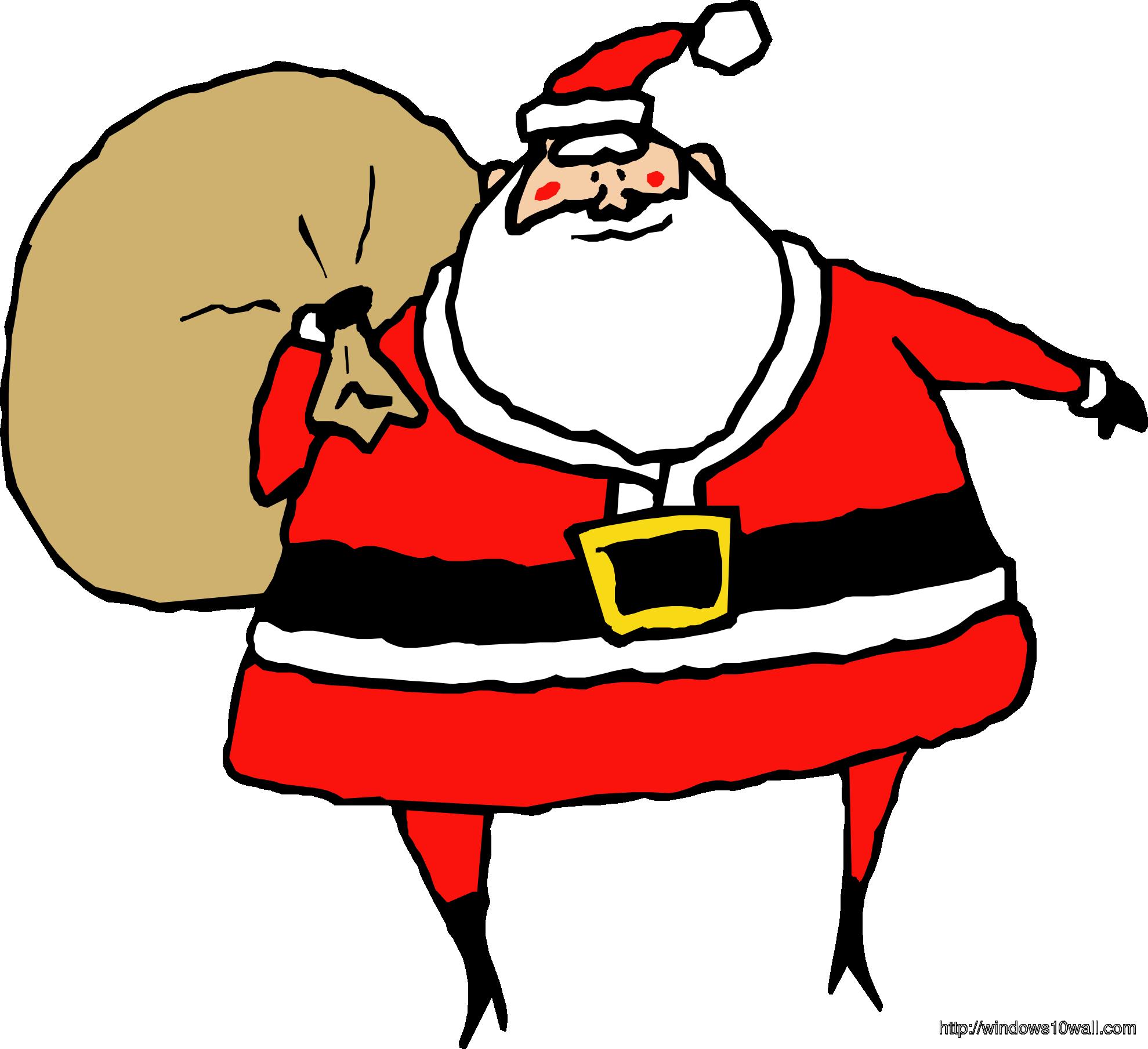 Christmas Clip Art Wallpaper