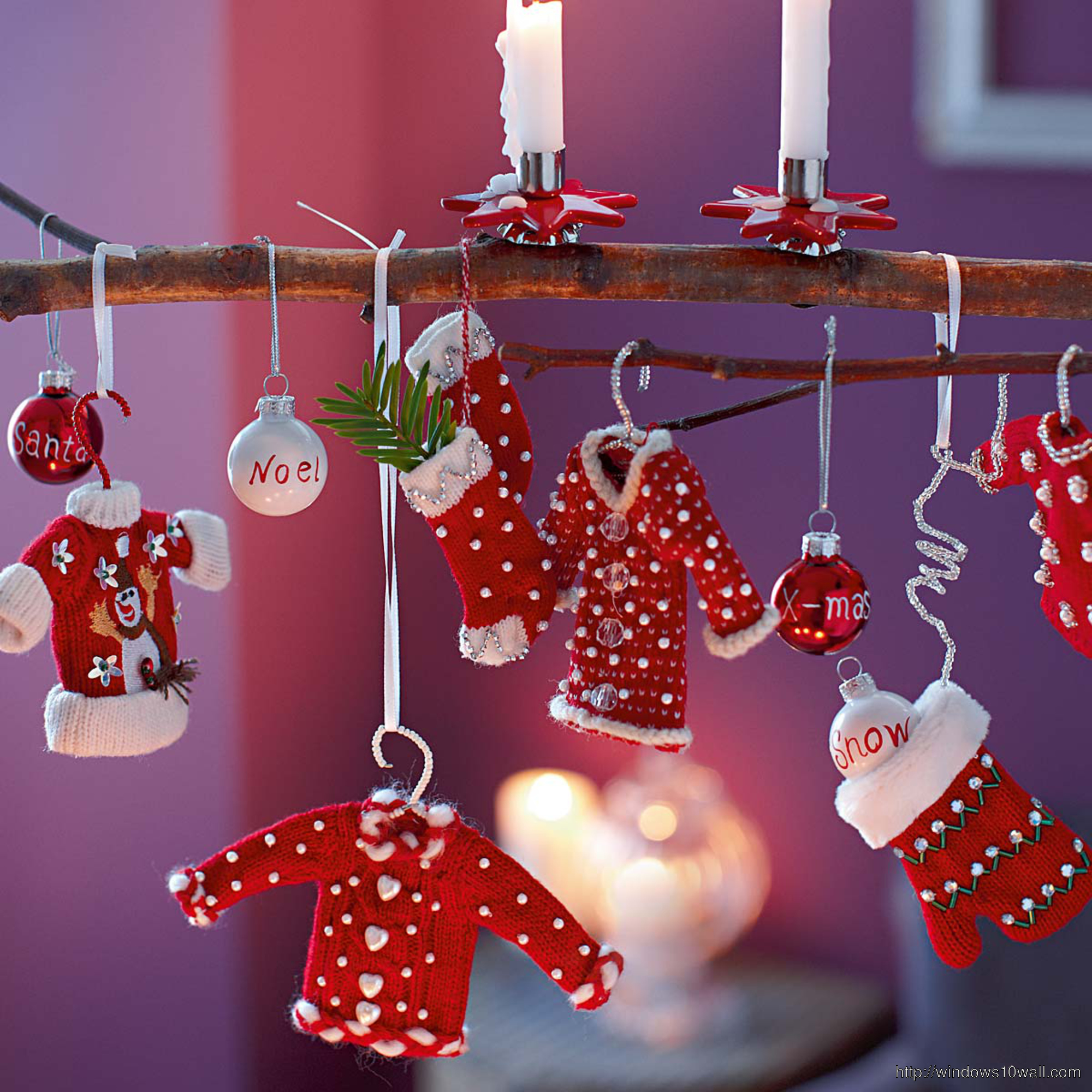 Festival page 3 of 5 windows 10 wallpapers for Christmas decorations for kids to make at home