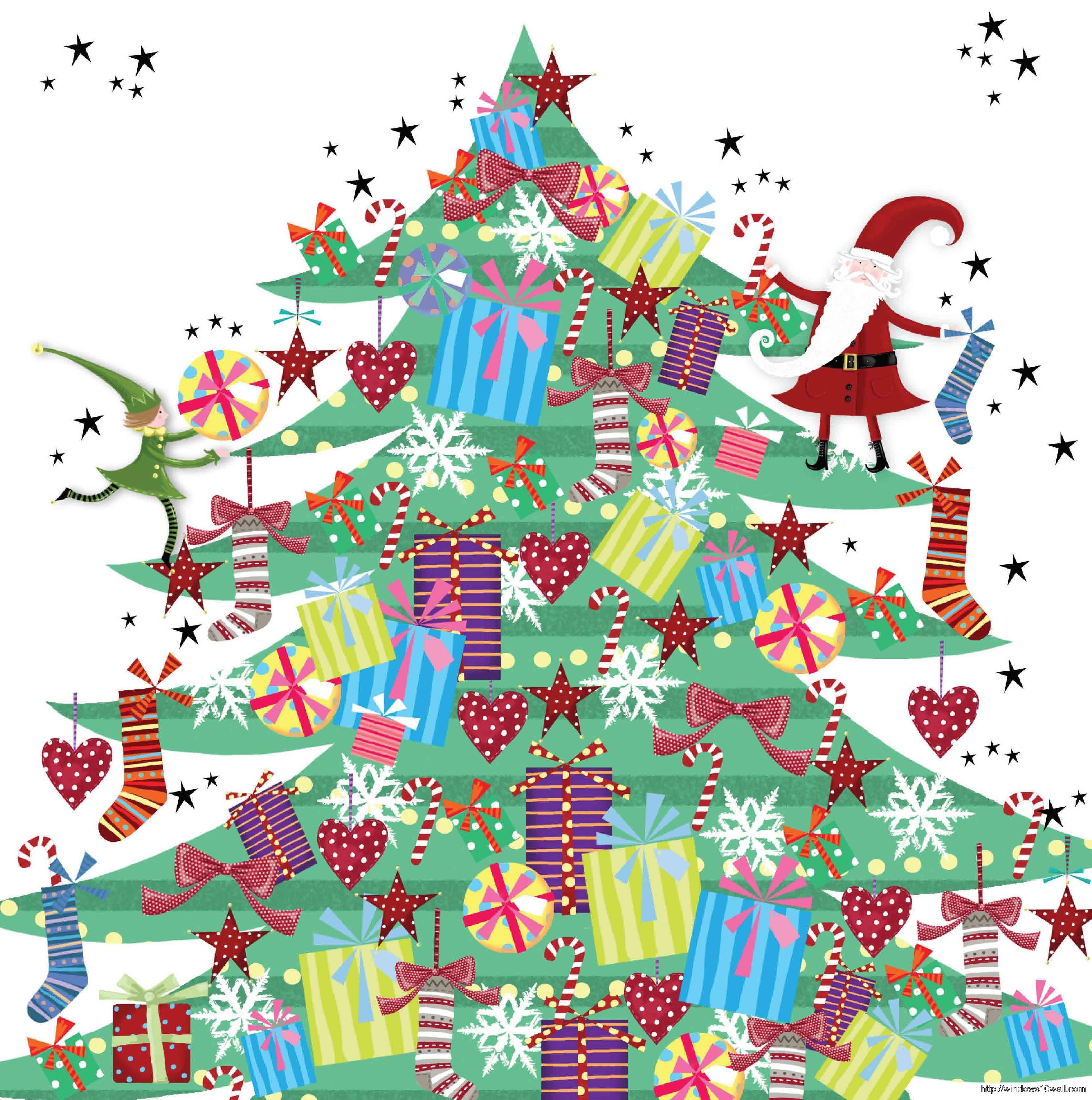 Christmas Tree Shop Logo Wallpaper