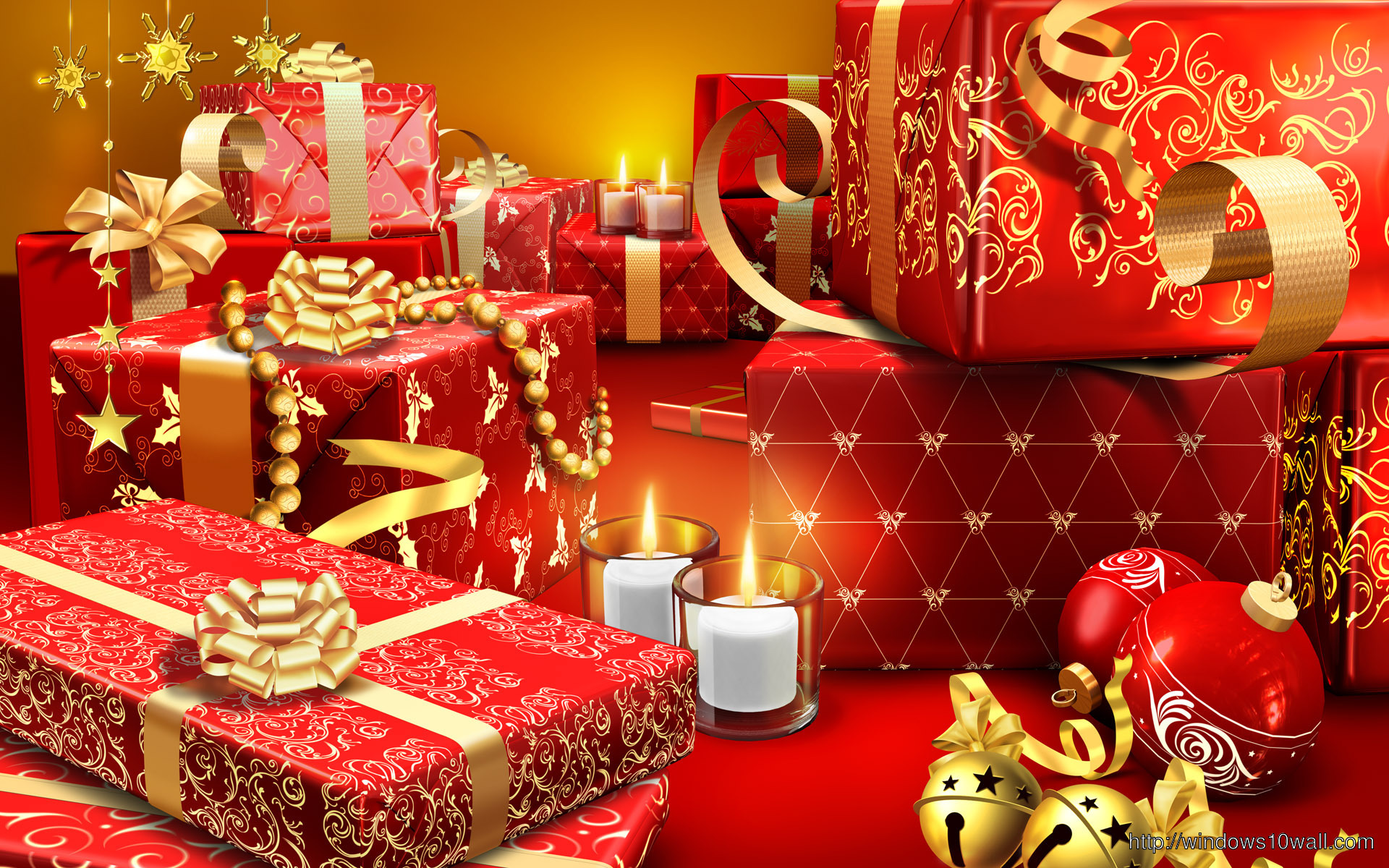 top 10 christmas backgrounds - photo #4